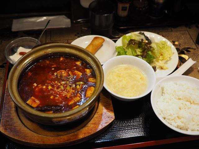 画像: チャレンジングな立地で美味しくて安くてボリューム満点のとても良心的な中華料理店! 天満 「四川料理 鴻成 (こうせい)」