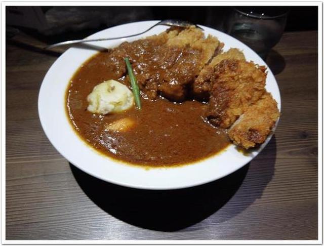 画像: カレーですよ4654(大島 拉麺5510)伽喱家5510、インスパイア町田アサノ。