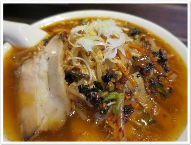 画像: カレーなしよ(大島 拉麺5510)五目酸辣湯麺とヤシオスタンの思い出。
