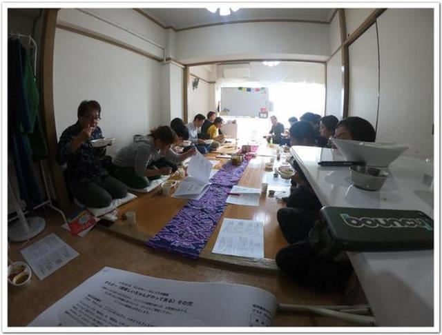 画像: カレーですよ4657(イベント)サンラサー・YAJコラボ講座 すらさー(美味しいちゃんがやって来る)、参加。