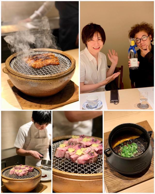 画像: 超〜久しぶりの『チウネ』。 あいかわらずのサトシくんの天才的な料理!!! 前田裕二くんとサシで食事、いろんな話ができて楽しかった!!! そして、素晴らしいワインの誕生日プレゼントいただきました! ありがとう!  #チウネ #chiune ...