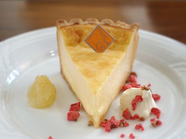 画像: あまちゃんTV(地方遠征):新作!チーズケーキ100本ノック