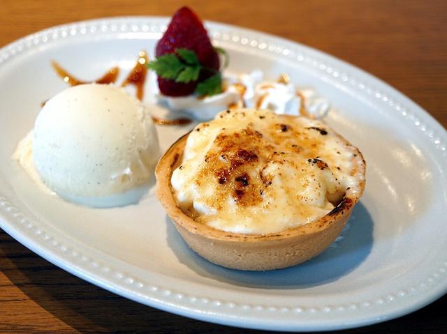画像: チーズケーキパラダイス!・田町 カフェラウンジ コロン