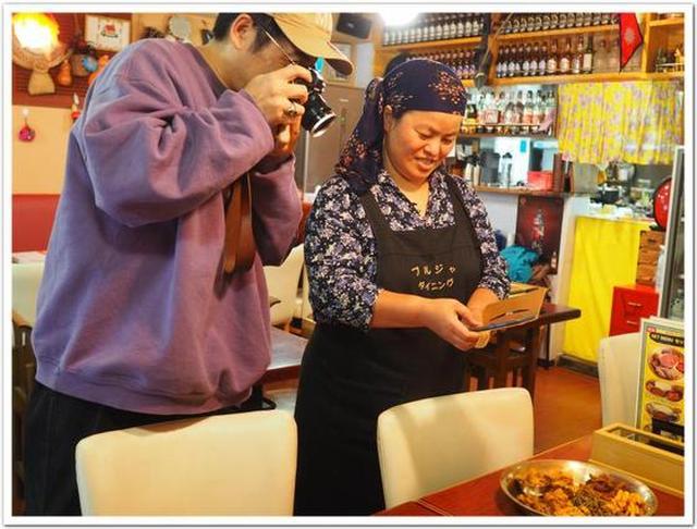 画像: カレーですよ4671(巣鴨 プルジャダイニング )アトをモイとタルカリで食べるセット、美味。