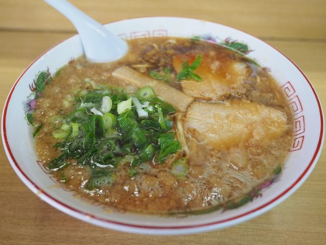画像: 広島市内で美味しい尾道ラーメンが食べられる大人気のお店! 広島市 「味億」