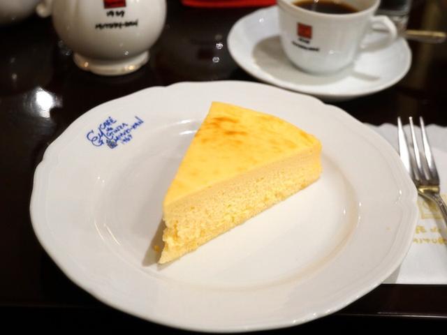 画像: 銀座みゆき館・あまちゃんTV:新作!チーズケーキ100本ノック