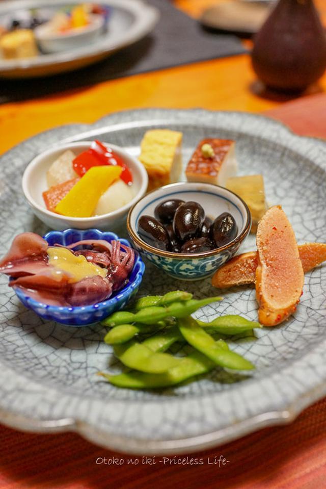 画像: 浅草 じゅうろく (浅草)充実の蕎麦前に君臨する蕎麦の凄み