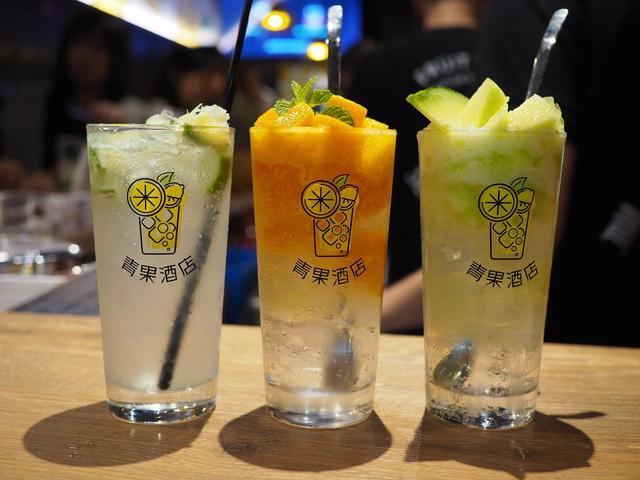 画像: 気軽に寄れる生フルーツサワー専門の立ち飲み屋さんがオープン! 道頓堀 「青果酒店」