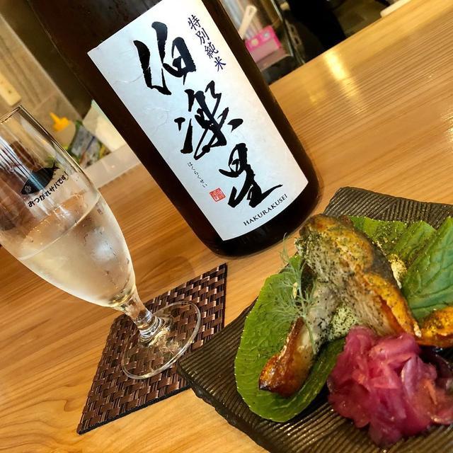画像: とろさば専門店「SABAR極」。 大阪の肥後橋駅から徒歩2分。 鯖のコース料理しかなく、 ここでしか食べられないという 貴重なお店。 産地が違うだけで、 身の締まりと脂のノリが 全く違ったのが驚き。 とにかく日本酒が進みます笑 会食や接待に超最適! ...