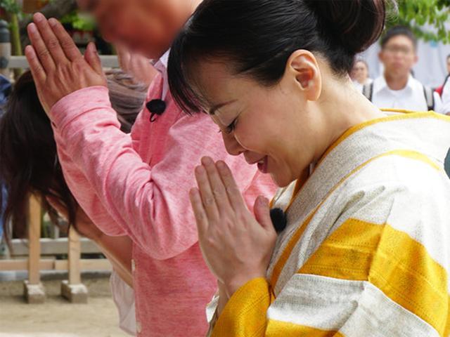 画像: 【福岡】太宰府天満宮で令和印の梅が枝餅♪@うぐいす茶屋
