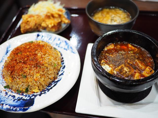 画像: 定期的に食べたくなる魔性の美味しさの本格四川麻婆豆腐! 谷町四丁目 「四川麻婆 天天酒家 谷町店」