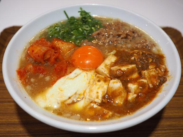 画像: 大阪の美味しい麺料理を盛り上げる「大阪好っきゃ麺」の2019年のスタンプラリーが始まりました! 谷町四丁目 「麺とかき氷 ドギャン 谷四店」
