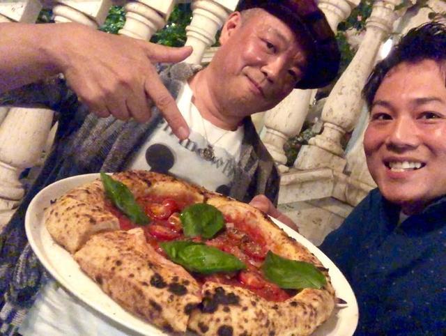 画像: 食べあるキングのナポリピッツァ担当、Jaffaさんとコラボしました! こちらのお店は、1977年創業。 2015年にナポリの薪窯を導入し、本格的なナポリピッツァが味わえる! 料理もワインもサービスも素晴らしかったです! #東京グルメ #表参道グルメ ...