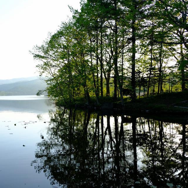 画像: 「北海道・大沼 大沼鶴雅リゾートエプイ 湖上テラス」