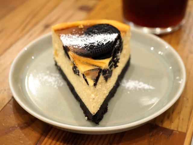 画像: 新宿二丁目 オールシーズンズコーヒー・あまちゃんTV:新作!チーズケーキ100本ノック