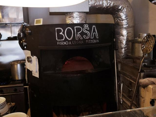 画像: 池袋にある食べログピザ百名店「ピッツァ ボルサ」