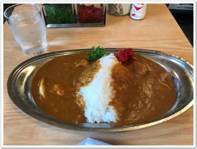 画像: カレーですよ4688(幡ヶ谷 スパイス)食べ終わり方考。