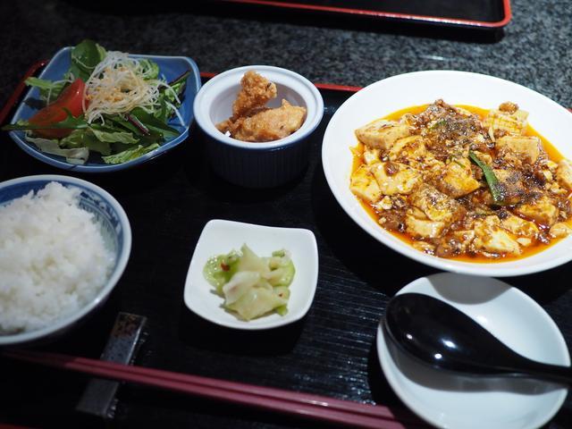 画像: 高級感あふれる味わいの麻婆豆腐がランチで食べられるようになりました! 北新地 「北新地 響香」