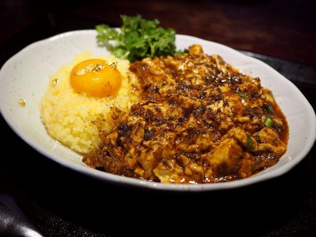 画像: 期間限定の『黄金の麻婆豆腐』は超癖になる味わいで旨すぎます! 天神橋4丁目 「黒龍天神樓」