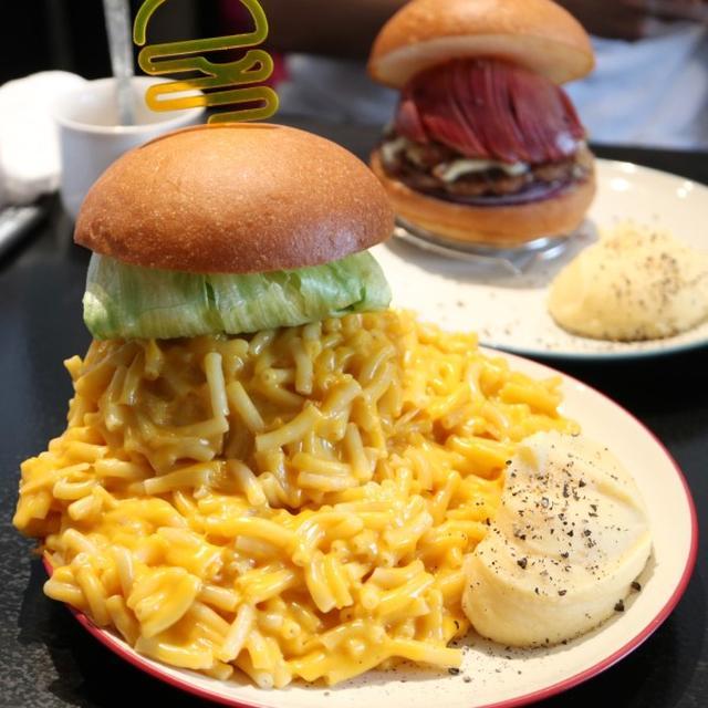 画像: ICON アイコン(南新宿・代々木 / マカロニチーズハンバーガー)