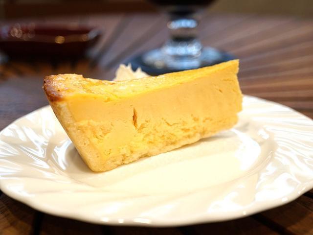 画像: チーズケーキパラダイス!・田町 / 三田 / 芝 草の花