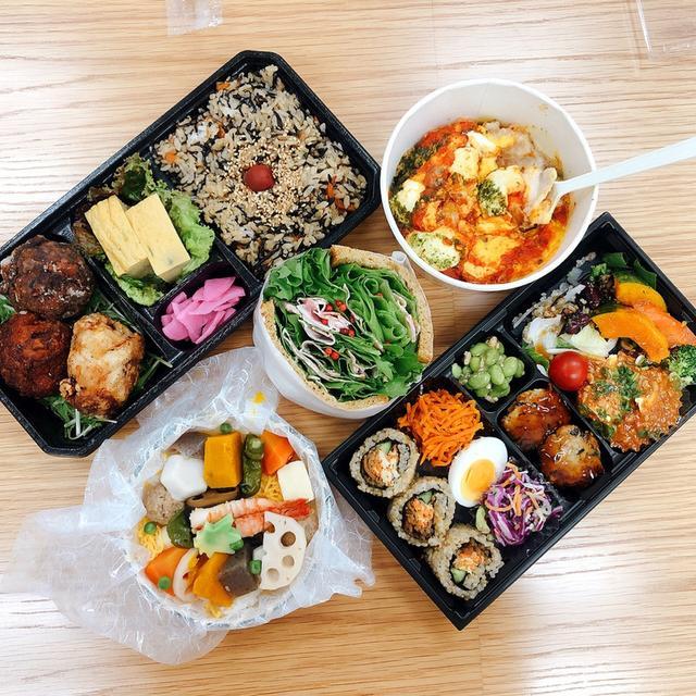 画像: Yahoo!ライフマガジン に 掲載!渋谷デパ地下弁当 厳選5つ❗️実食コメントしてます