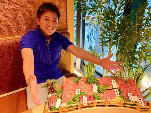 画像: 日本橋盛り! 全て神戸牛! サラダにも神戸牛ハム! カレーは神戸牛カレー! 五感がフル稼働した空間。 まるで、焼肉屋のシルクドソレイユでした。。 #東京グルメ #大手町グルメ #大手町焼肉 #youtube #youtuber #ユーチューバー #わ...