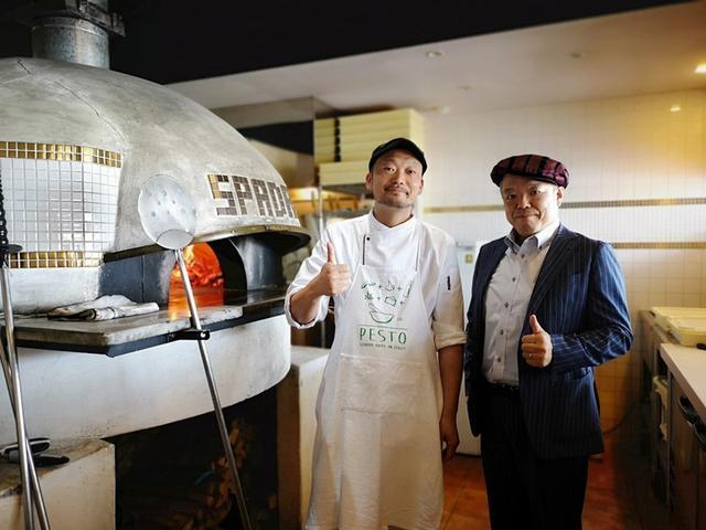 画像: 岐阜の田園地帯で本格的なナポリピッツァとイタリア料理!