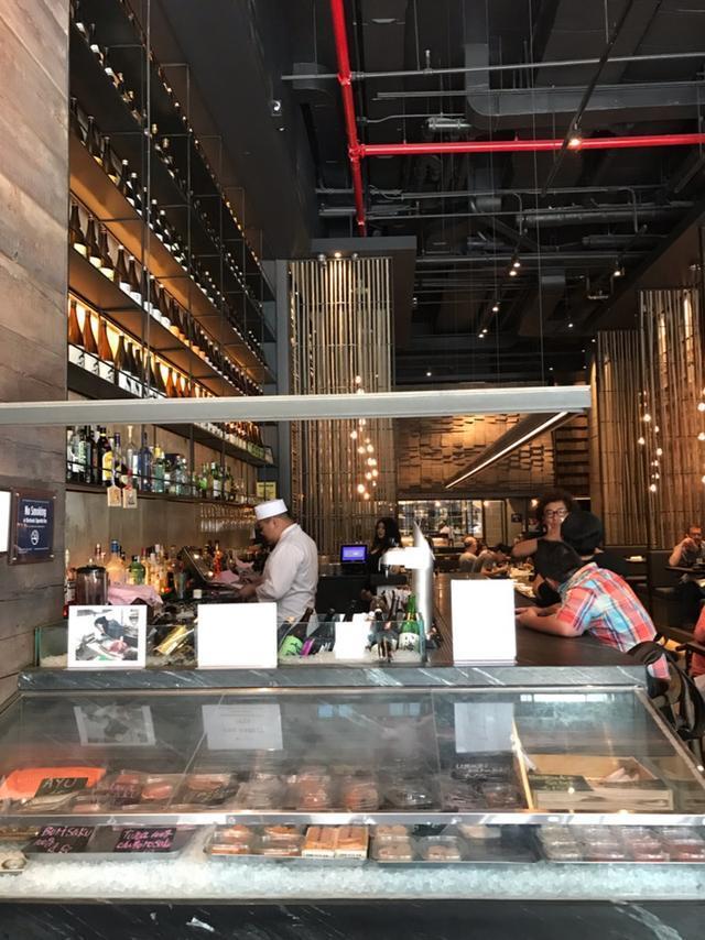 画像: 食べあるキングinニューヨーク!日本史と魚文化を広める居酒屋レストラン