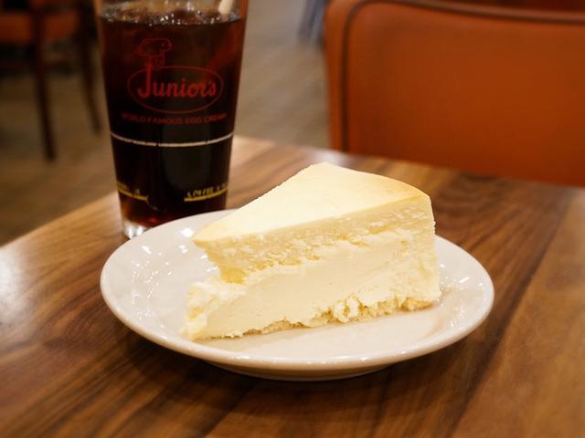 画像: 食べあるキング ニューヨーク遠征2~ニューヨークチーズケーキの王様