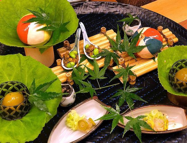画像: 日本料理「恵比寿くろいわ」7月を元気に。テーマ 夏越大祓(なごしのおおはらえ)で厄祓い〜