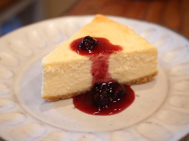 画像: 三軒茶屋 cafe&gallery LUPOP・あまちゃんTV:新作!チーズケーキ100本ノック