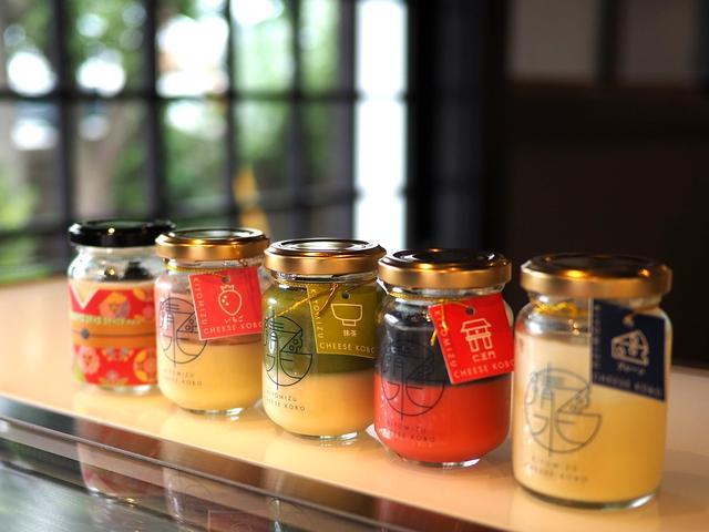 画像: 京都初のボトルチーズケーキ専門店がオープンします! 京都市東山区 「清水チーズ工房」
