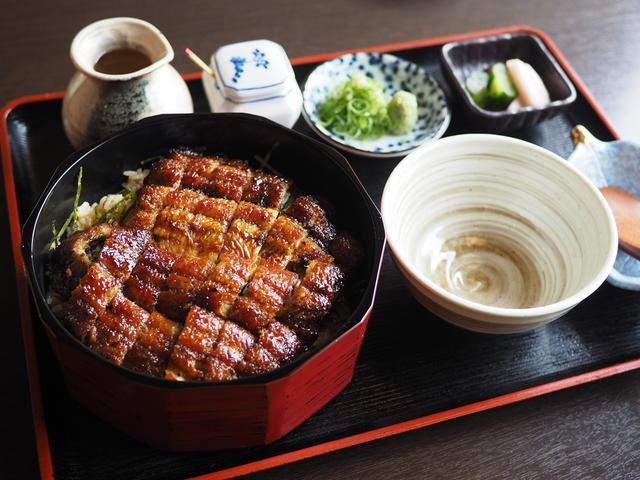 画像: 関西風地焼き鰻の最高峰の味わいが7・8月限定でランチタイムに食べられます! 高槻市 「旬菜旬魚 きくの」