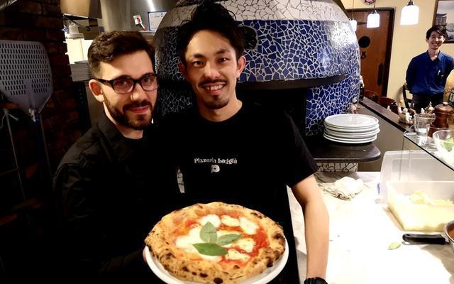 画像: ソロノイでナポリからの来日ゲストと食事会!