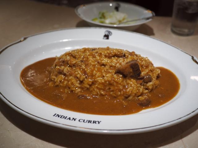 画像: いつ食べても何度食べても変わることのない感動の美味しさ! 梅田 「インデアンカレー 阪急三番街店」