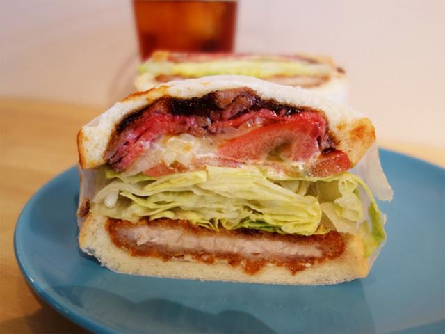 画像: 【福岡】萌え断!オーダーメイドサンドイッチのお店♪@サンデリカ