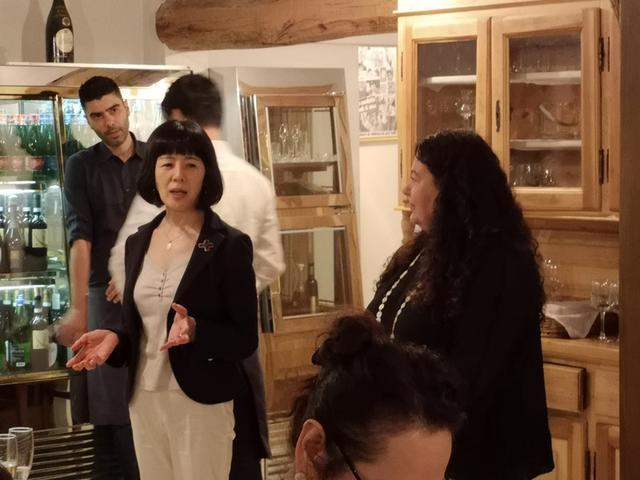 画像: 表参道ナプレでカンパーニャの食と文化の勉強会!
