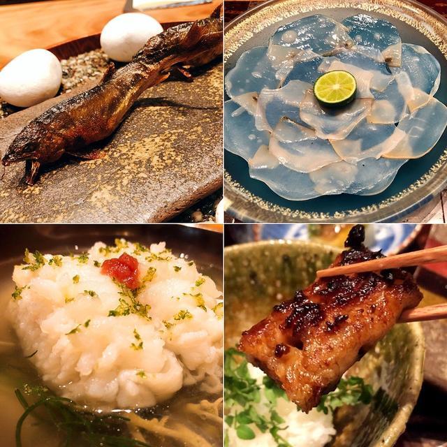 画像: 三つ星 日本料理「 龍吟 Ryugin 」7月初週 料理画像