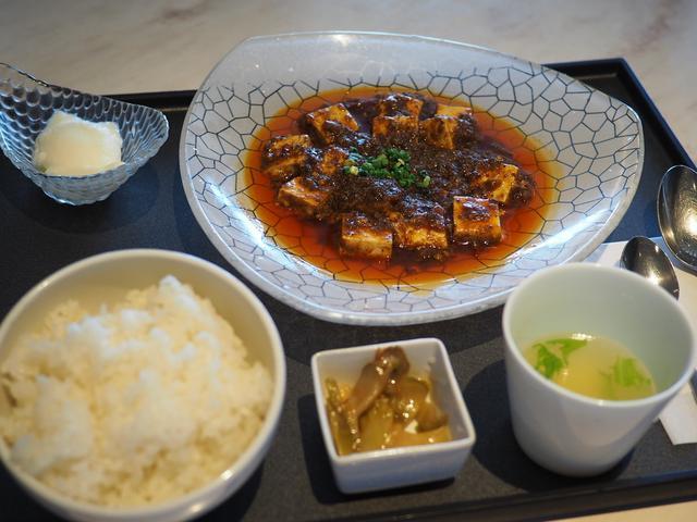 画像: 決して創作系ではない超本格派の四川麻婆豆腐の美味しさに感動! 梅田 「創作中華 レジーナ」