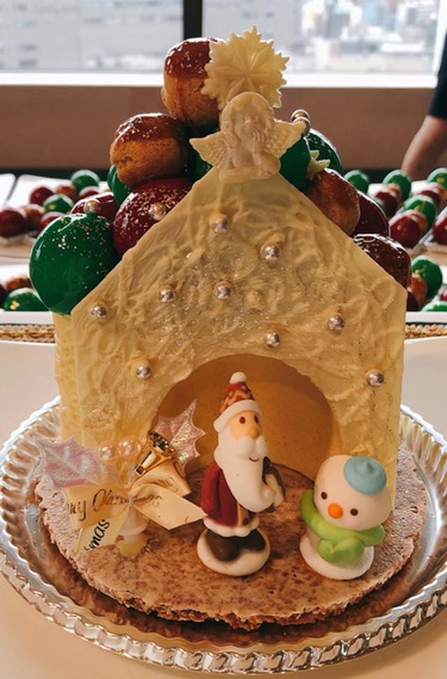 画像: 日本一早いプレス発表!ホテル クリスマスケーキ2019 / ロイヤルパークホテル東京