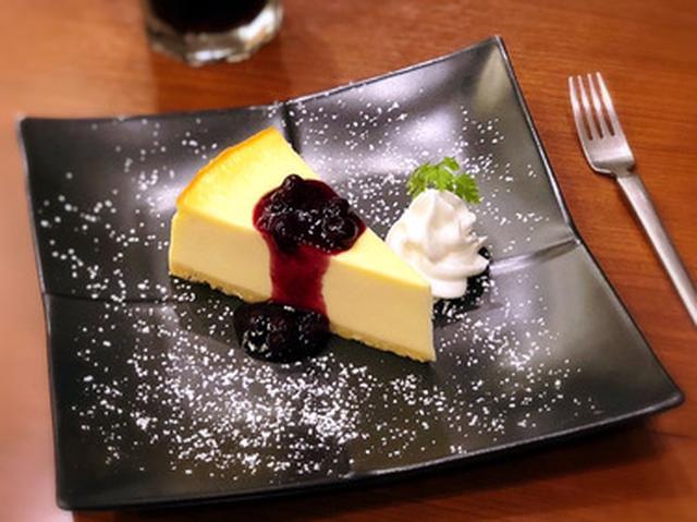 画像: チーズケーキパラダイス!・丸の内 CAFE 会