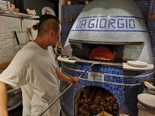 画像: 湯島「ダ・ジョルジョ」のファゴッティーノは大迫力!