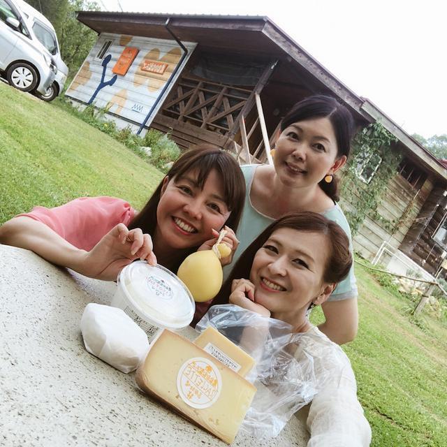 画像: 吉田牧場の手作りチーズ! 全国からお客様がお見えです 岡山女子旅