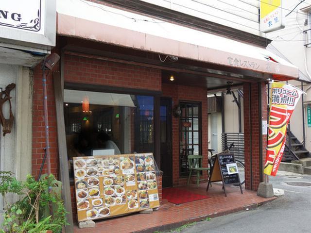 画像: 【福岡】西新の大衆的洋食屋さん♪@定食レストラン 衣笠