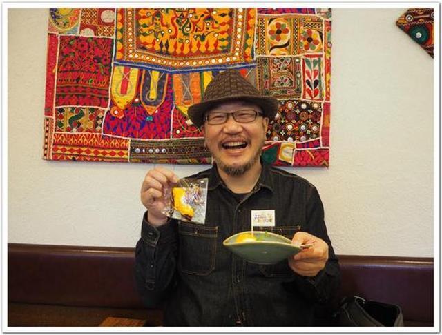 画像: カレーですよ4712(検見川 印度料理 シタール)お誕生日ランチ。