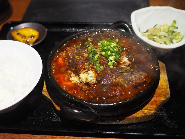 画像: 大人気焼肉店の期間限定の牛タンミンチたっぷりの麻婆豆腐ランチは悶絶級の美味しさです! 西区土佐堀 「万両 肥後橋店」