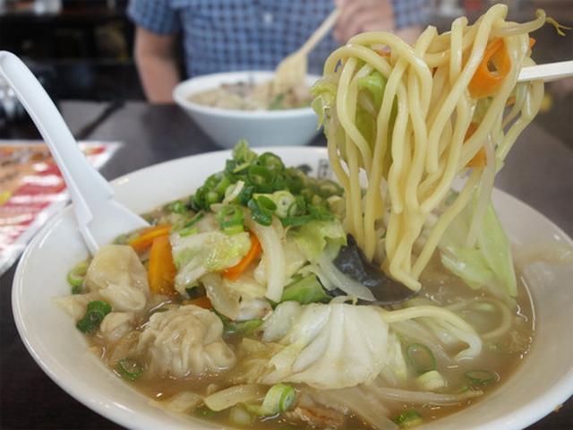 画像: 【福岡】ワンタンメン&野菜たっぷりチャンポン♪@博多長浜ラーメン 風び(風靡) 原本店
