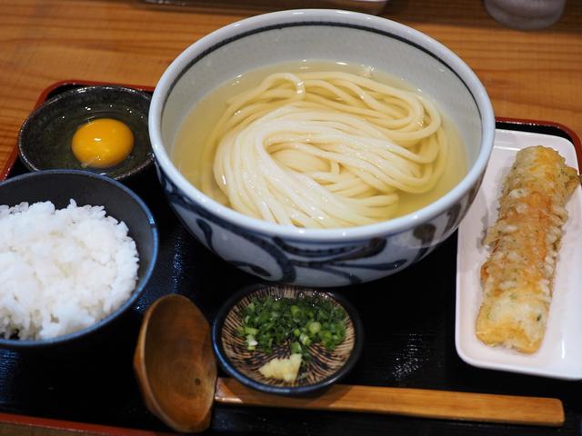 画像: 讃岐の名店出身のご主人による超ハイレベルの熟成麺とお出汁に感動! 堺筋本町 「うどん処 重己」