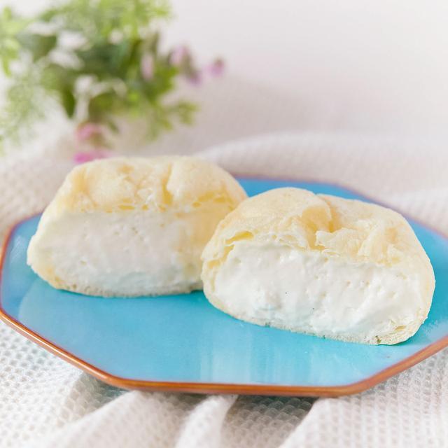 画像: コンビニスイーツ・セブンイレブン 凍らせても美味しいバニラモコ